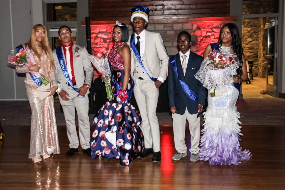 cleveland central catholic prom court in 2017