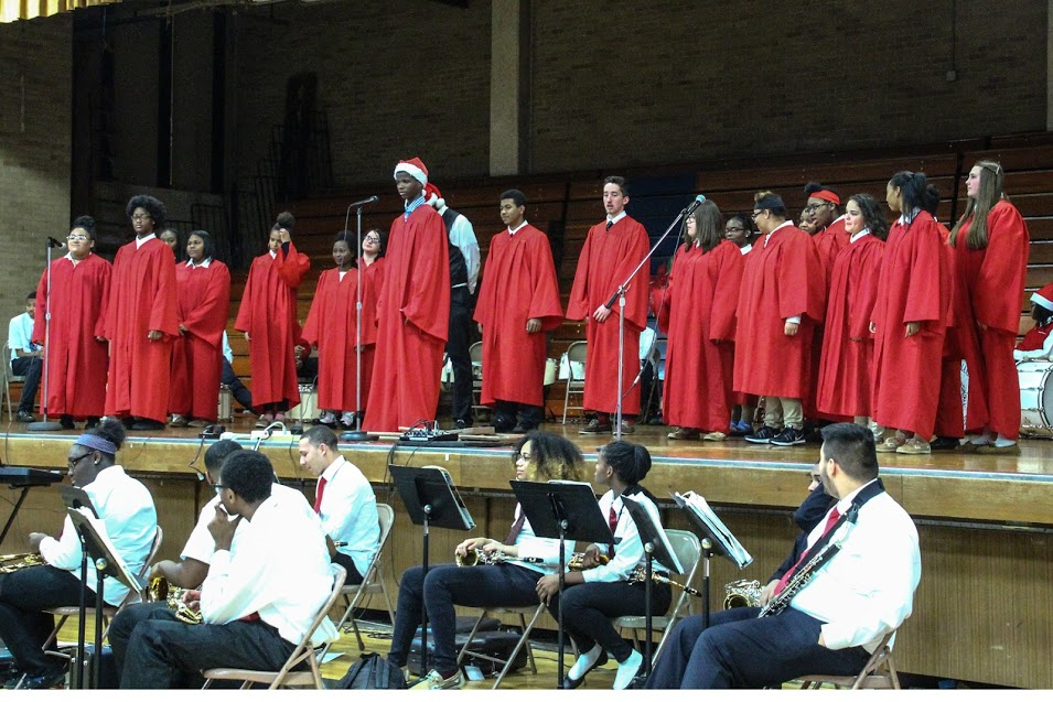 cleveland central catholic high school christmas concert