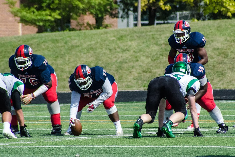 cleveland central catholic high school football versus holy name high school